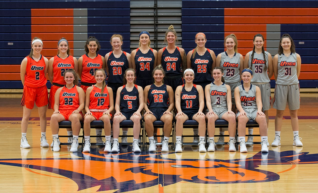 2018 2019 Women S Basketball Roster Utica College Athletics